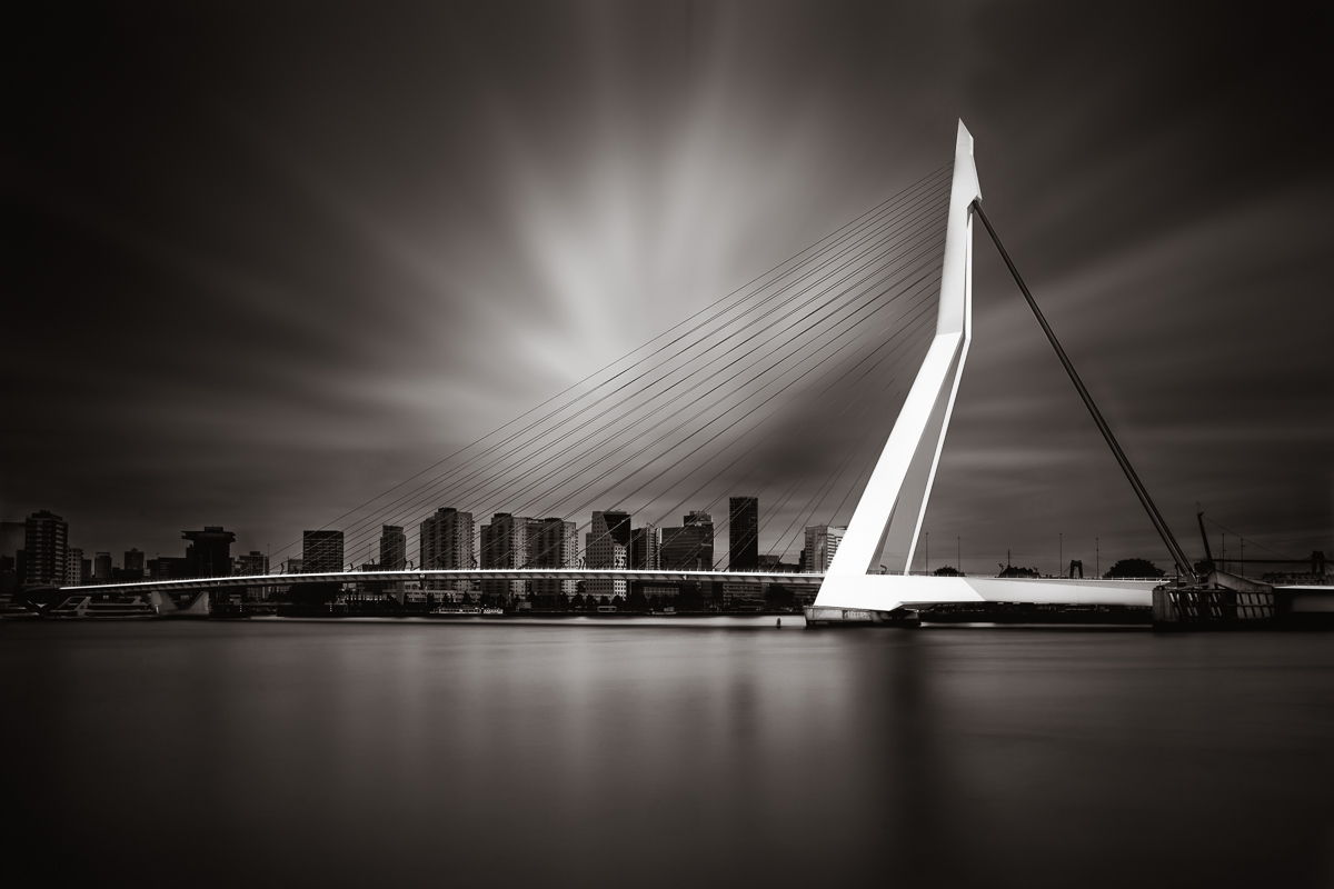 T H E B R I D G E by martijnvandernat.nl 115 seconds of pure Rotterdam on a cloudy monday morning. (c) Martijn van der Nat All rights reserved